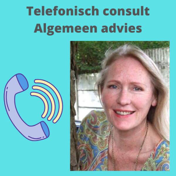 telefonisch consult - algemeen advies
