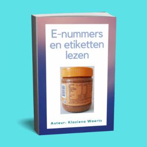 e-nummers en etiketten lezen